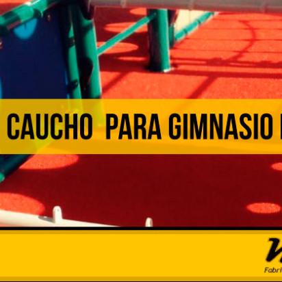 Conoce los beneficios del piso en caucho para gimnasios Medellín
