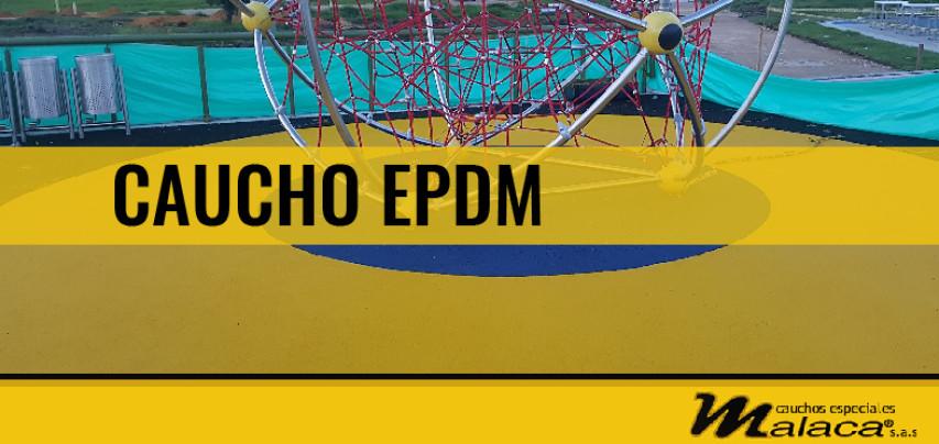 Caucho EPDM, el material ideal para tus pisos