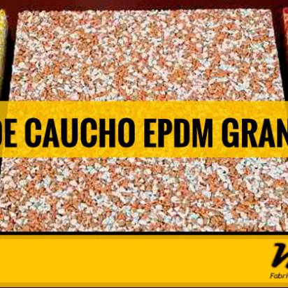 Los mejores pisos de caucho EPDM granulado los encuentras aquí