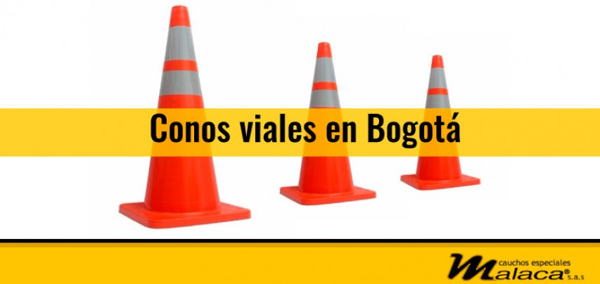 Cualidades de nuestros conos viales en Bogotá