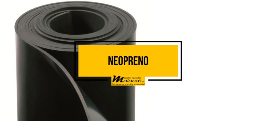 Conoce más del Neopreno y sus aplicaciones en la industria