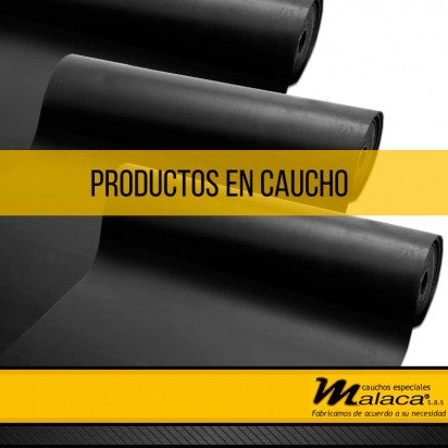 Productos en caucho en Medellín