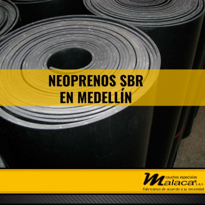 Neopreno SBR en Medellín