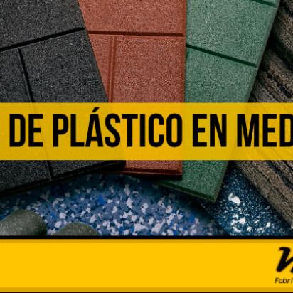 La seguridad y estabilidad del piso de plástico en Medellín