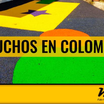 Somos su distribuidor de cauchos en Colombia