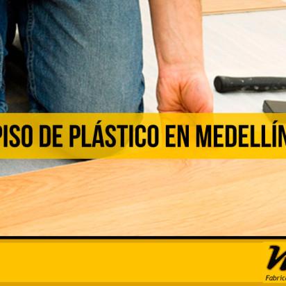 Piso de plástico en medellin, la opción ideal para su hogar