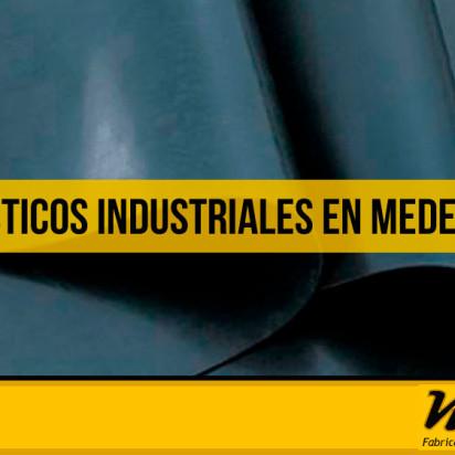 El plástico industrial en Medellín, la solución ideal en diferentes aplicaciones industriales