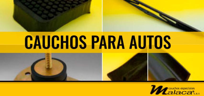Somos proveedores de cauchos para autos en Medellín